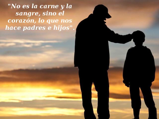 Reflexiones Para El Día Del Padre Y Pensamientos Para Papá