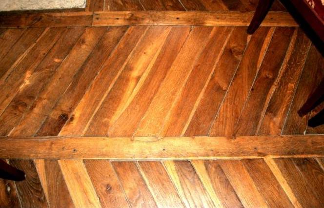 Limpiador casero para pisos de madera un limpiador for Parquet madera natural
