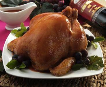 Como cocinar pollo en microondas sin grill