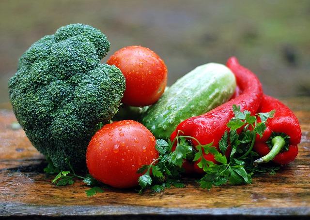 menú de dieta para la anemia :: distribución diaria de alimentos