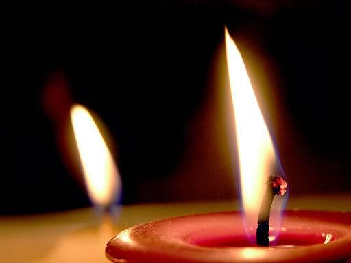 Como dar brillo a las velas como agregar brillo a las velas - Como fabricar velas ...